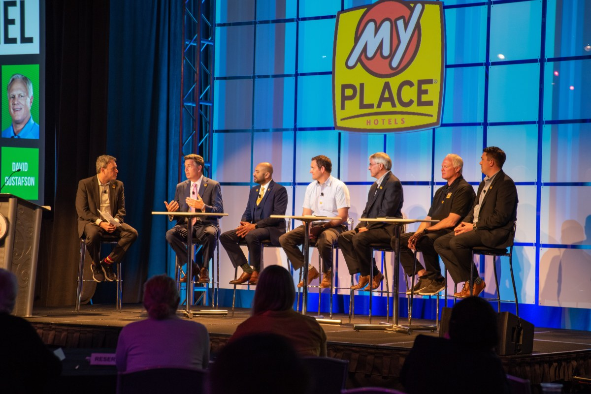 My Place Hotels Blog: My Place's Growth, Stay Rewarded